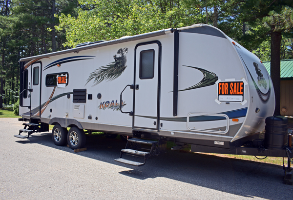 Upper Peninsula Rv For Sale Skyline Koala Super Lite